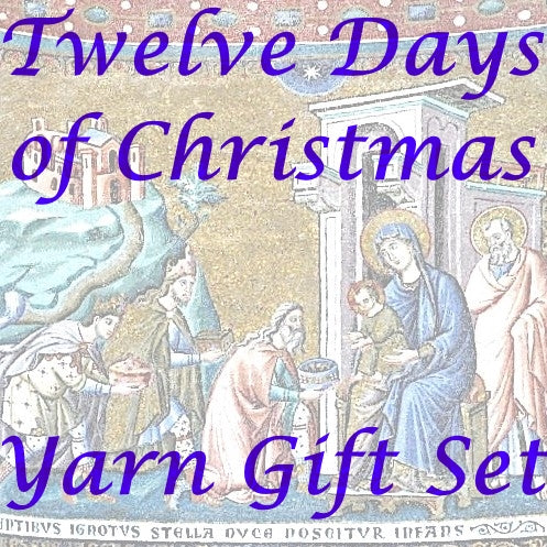 Twelve Days of Christmas Yarn Set 2019