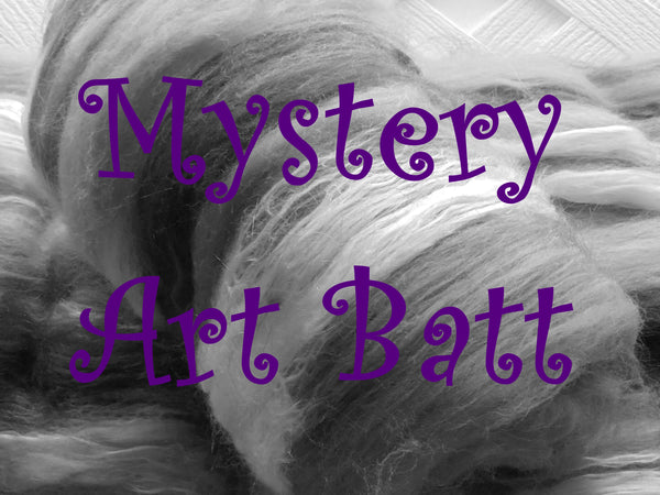 MYSTERY ART BATT for Spinning