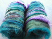 NEBULA Art Batts with Kid Mohair Locks