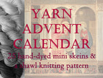 YARN ADVENT CALENDAR KIT Preorder