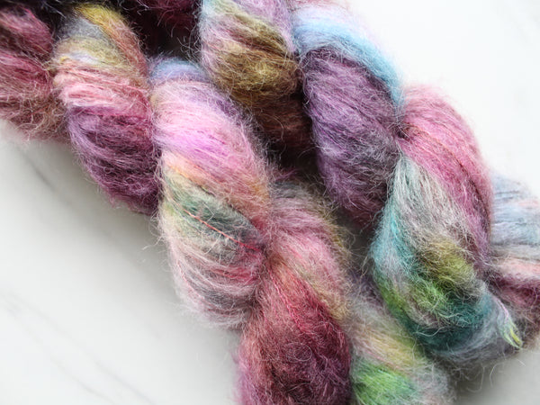 PAGLIACCI on Alpaca Lace Cloud