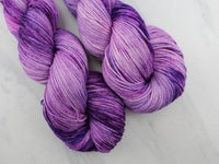 PURPLE DELIGHT on Sock Perfection