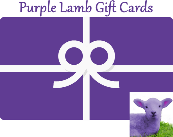 Purple Lamb Gift Card