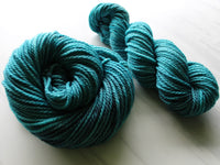 RENAISSANCE BLUE on Quick and Cozy Bulky Yarn