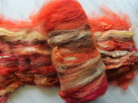 SEDONA Textured Luxury Art Batts to Spin and Felt