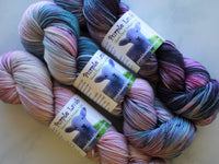 THREE-SKEIN FADE SET on Super Sport - Epiphany, A Little Princess, and Kristin Lavransdatter