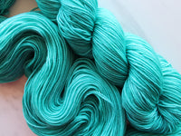 TURQUOISE on Sock Perfection