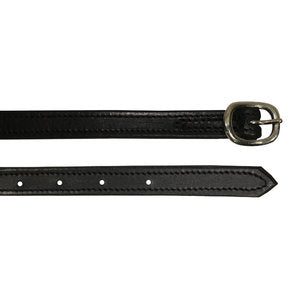 Leather Spur Straps