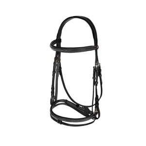 Constance Bridle with Stictching - Wanneroo Stockfeeders