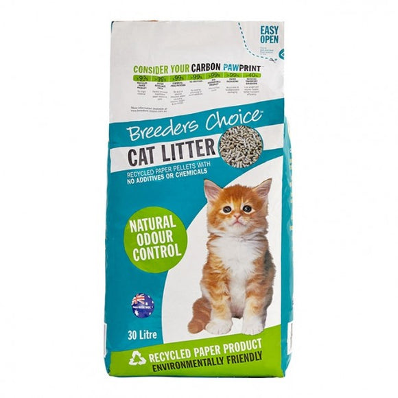 Breeders Choice Cat Litter - Wanneroo Stockfeeders