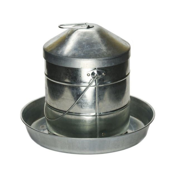 Galvanised Waterer - Wanneroo Stockfeeders