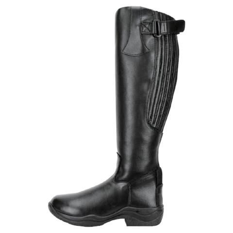 Tall Riding Boots With Zip - Wanneroo Stockfeeders