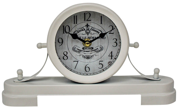 Vintage Table Clock - Wanneroo Stockfeeders