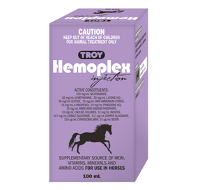 Hemoplex Injection - Wanneroo Stockfeeders