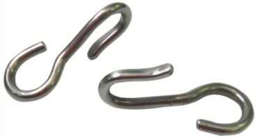Curb Chain Hooks (Pair) - Wanneroo Stockfeeders