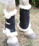 Front Boots with Lambs Wool - Wanneroo Stockfeeders