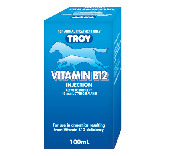 Vitamin B12 Injection - Wanneroo Stockfeeders