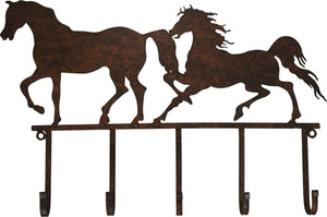 Running Horses - Four Hooks - Wanneroo Stockfeeders