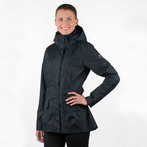 Winter Shell Zip Up Jacket
