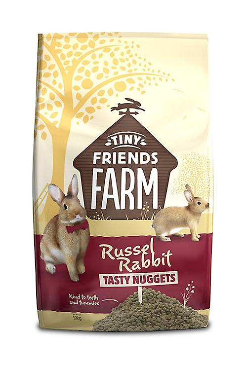 Russel Rabbit Tasty Nuggets - Wanneroo Stockfeeders