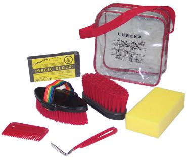 Grooming Kit - Red - Wanneroo Stockfeeders