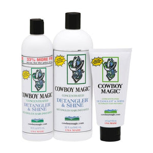 Cowboy Magic Shine & Detangler - Wanneroo Stockfeeders