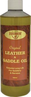 Leather & Saddle Oil - Wanneroo Stockfeeders