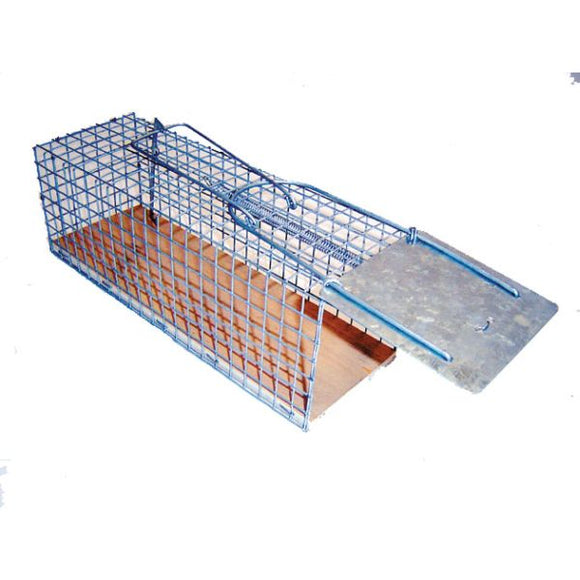 Cage Rat Trap - 27cm - Wanneroo Stockfeeders