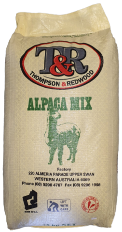Alpaca Mix - Wanneroo Stockfeeders