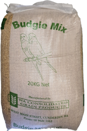 Budgie Mix - Wanneroo Stockfeeders
