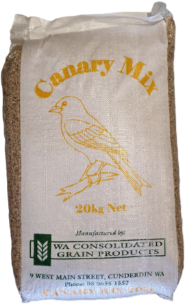 Canary Mix - Wanneroo Stockfeeders