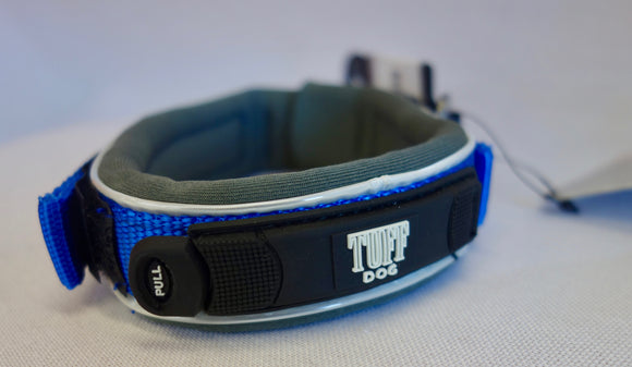 Blue Tuff Dog Trek Collar - Wanneroo Stockfeeders