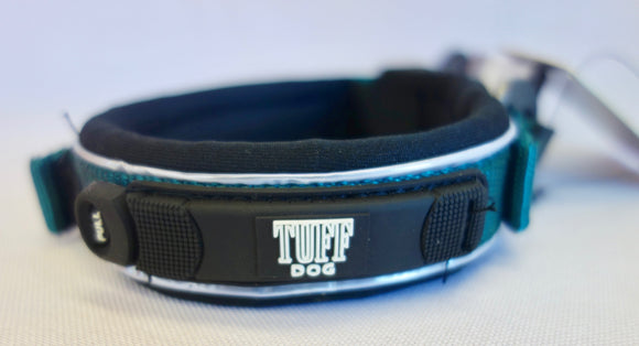 Green Tuff Dog Trek Collar - Wanneroo Stockfeeders