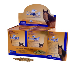 Eraquell Worming Pellets - Wanneroo Stockfeeders