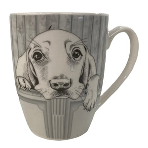 Dog Mug - Puppy - Wanneroo Stockfeeders