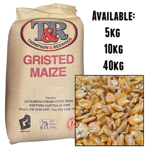 Gristed Maize - Wanneroo Stockfeeders