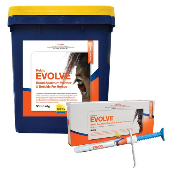 Evolve Wormer - Wanneroo Stockfeeders