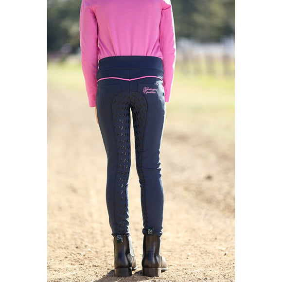 Kids Full Seat Breeches - Wanneroo Stockfeeders