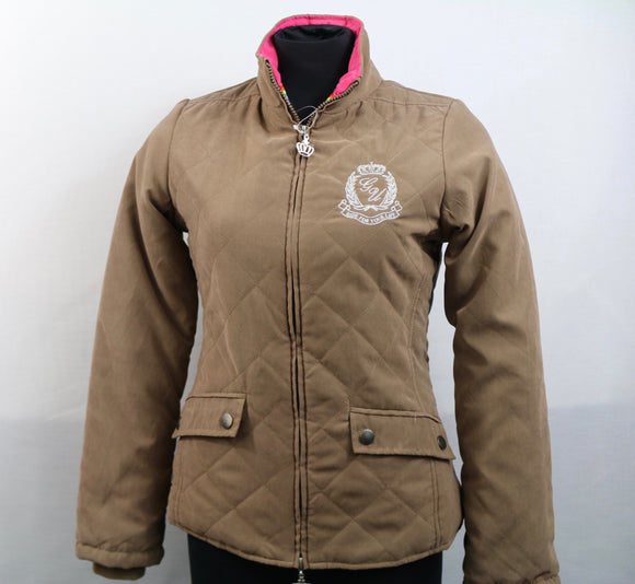 Padded Zip Up Jacket - Wanneroo Stockfeeders