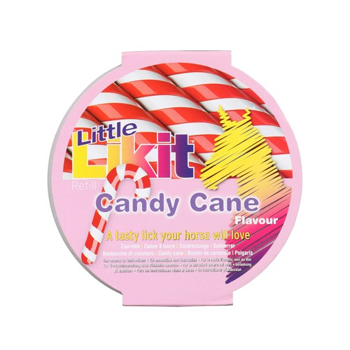Lik It Refill - Candy Cane - Wanneroo Stockfeeders