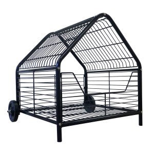 Dog Cage on Wheels - Wanneroo Stockfeeders