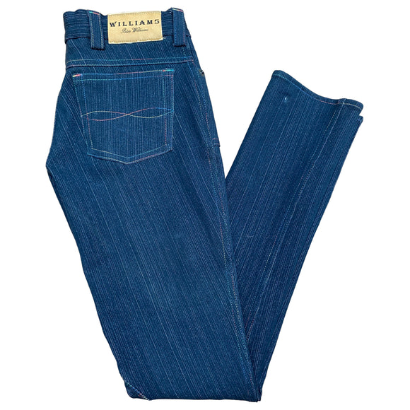 Kids Denim Jodphurs - Wanneroo Stockfeeders