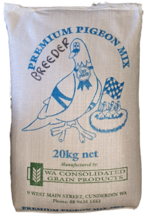 Pigeon Breeder Mix - Wanneroo Stockfeeders