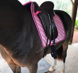 MEES Satin Dressage Saddle Pad - Wanneroo Stockfeeders