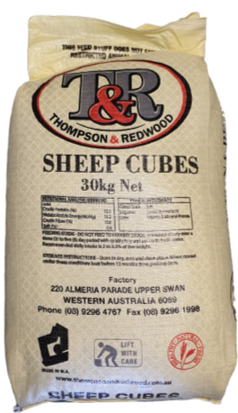 Sheep Cubes - Wanneroo Stockfeeders
