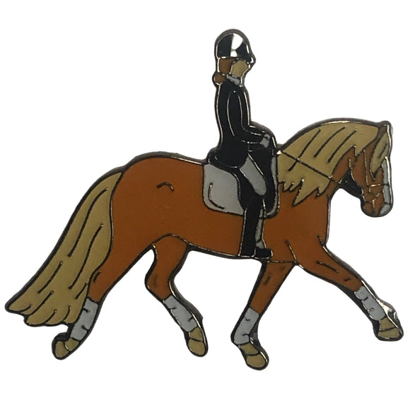 Dressage Trot Pin - Wanneroo Stockfeeders