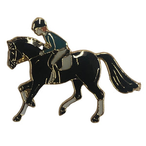 Horse Cantering Pin - Wanneroo Stockfeeders