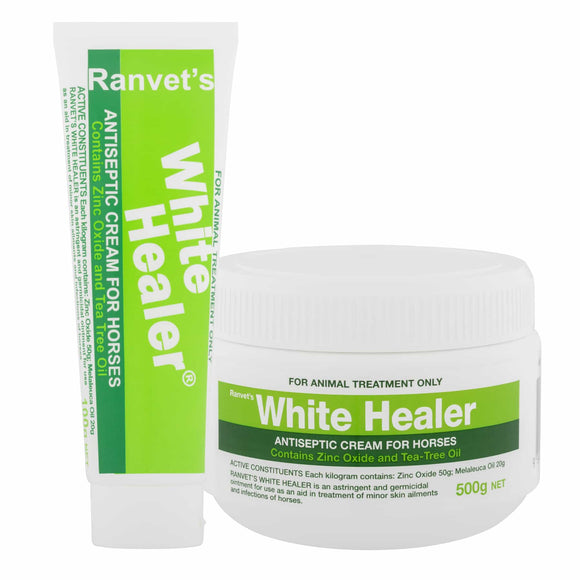 White Healer - Wanneroo Stockfeeders