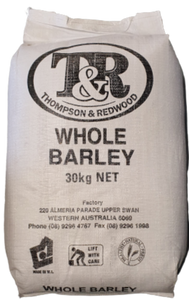 Whole Barley - Wanneroo Stockfeeders