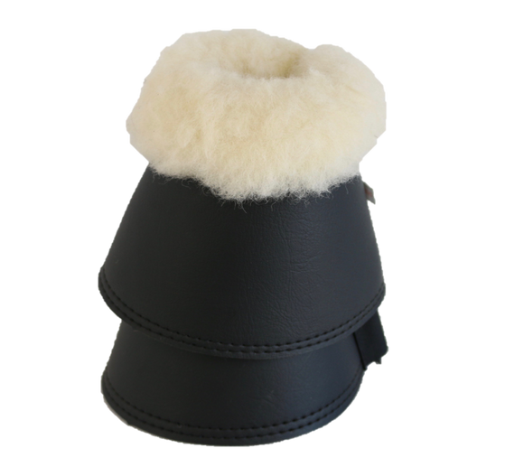 Bell Boots With Fleece - Wanneroo Stockfeeders